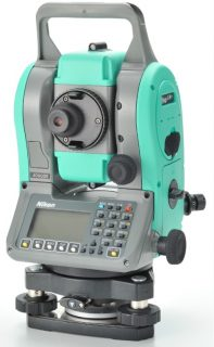 Электронный тахеометр Nikon Nivo 2M+ LP