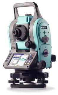 Электронный тахеометр Nikon Nivo 3С