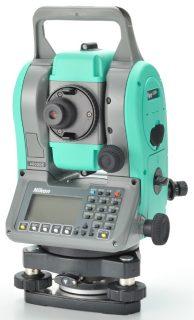 Электронный тахеометр Nikon Nivo 3M+