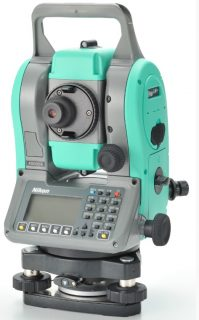 Электронный тахеометр Nikon Nivo 3M+ LP