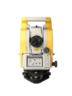 Электронный тахеометр Trimble M3 DR 2″ с лазерным отвесом