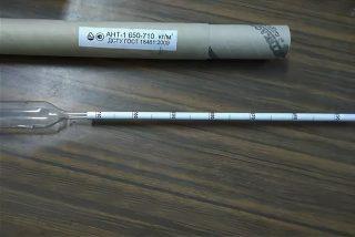 Ареометр для нефтепродуктов АНТ-1 650-710