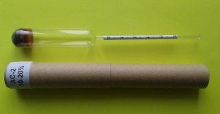 Ареометр для сахара АС-2 10-20