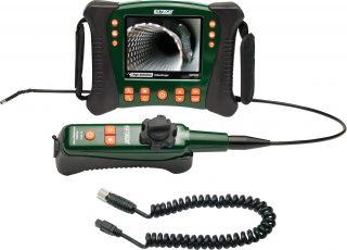 Поворотный видеоэндоскоп Extech HDV640 (бороскоп) высокой степени разрешения