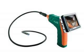 Видеоэндоскоп (бороскоп) c беспроводным ЖК- монитором Extech BR250
