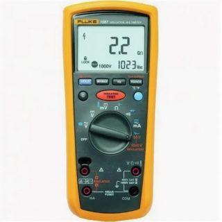 Комплект Fluke 1587KIT/62MAX+ FC — мультиметр-мегомметр c функцией беспроводной связи + токовые клещи + инфракрасный термометр
