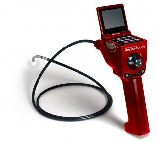 Промышленный эндоскоп NinjaScope 2-1 Ninja-Scope, диаметр 2,8 мм. Длина 1 метр