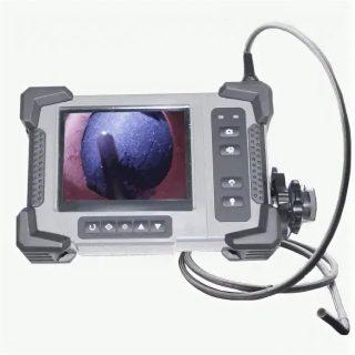 Технический промышленный эндоскоп LASERTECH 1200. Диаметр 8 мм. Длина 8 метров