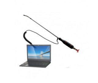 Управляемый USB эндоскоп LASERTECH 1300 с механизмом поворота камеры и мегапиксельной камерой