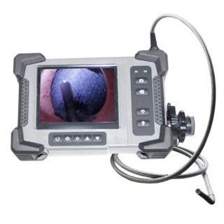 Профессиональный видеоэндоскоп со сменными зондами и комплесом проталкиваемых камер Digital New Vision