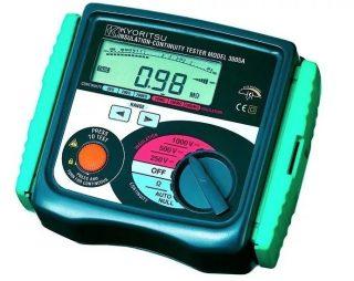 KEW 3005A — мегомметр цифровой