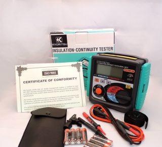 KEW 3007A — мегаомметр цифровой