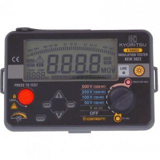 KEW 3022 — мегаомметр цифровой