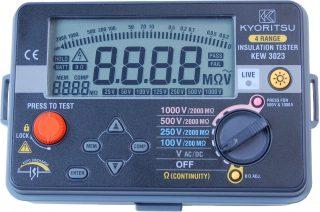 KEW 3023 — мегаомметр цифровой