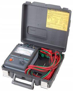KEW 3123A — мегаомметр аналоговый