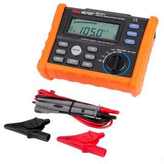 PeakMeter MS5205 — измеритель сопротивления изоляции