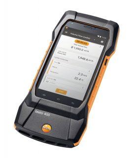 testo 400 — Универсальный измерительный прибор для контроля микроклимата