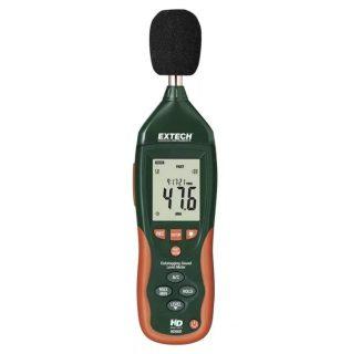 Измеритель шума с функцией регистрации данных Extech HD600