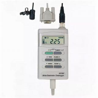 Индивидуальный регистратор-дозиметр шума Extech 407355