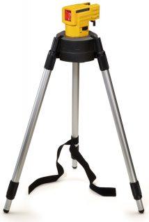 Лазерный уровень Stabila LAX 50 со штангой-штативом в комплекте