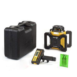 Ротационный лазерный нивелир Stabila LAR 160 G