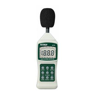 Цифровой измеритель шума с ПК интерфейсом Extech 407750