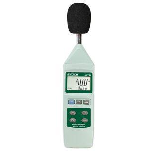 Цифровой измеритель шума с ПК интерфейсом Extech 407768