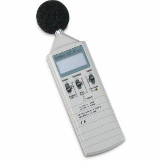 Цифровой измеритель шума Extech 407736