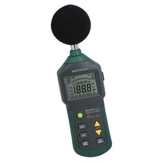 Цифровой шумомер Mastech MS6700