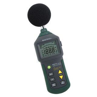 Цифровой шумомер Mastech MS6701
