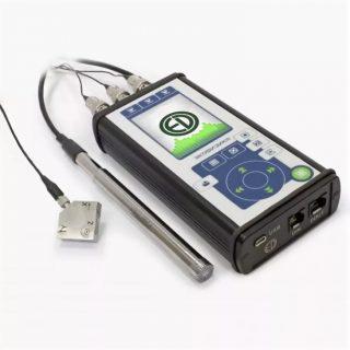 ЭКОФИЗИКА-110АВ4 — Четырехканальный шумомер, виброметр, анализатор спектра