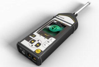 ЭКОФИЗИКА-110А (Белая) — Шумомер-анализатор спектра