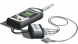 Экофизика-110А комплект ЭкоАкустика-110АВ3 — Шумомер-трехосевой виброметр