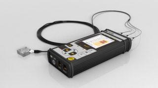 Экофизика-110В (Белая) Комплект ВиброЭксперт-110В — Трехосевой виброметр, анализатор спектра
