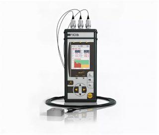 Экофизика-110В (Белая) Комплект Все режимы-110В — Трехосевой виброметр, анализатор спектра