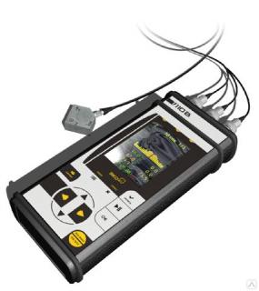 Экофизика-110В комплект 110В-3 — Трехосевой виброметр-анализатор спектра