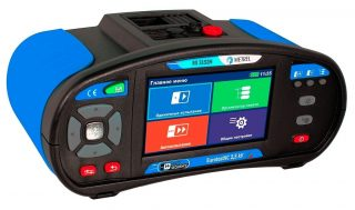 MI 3152H — измеритель параметров электробезопасности электроустановок Metrel