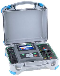 MI 3290 GL Анализатор заземления (комплект с двумя железными клещами)