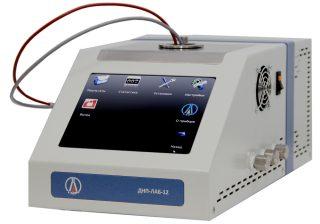 Автоматический аппарат для анализа давления насыщенных паров жидких нефтепродуктов ДНП-ЛАБ-12