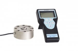 Электронный динамометр сжатия ДМС-20/4-1МГ4 для поверки малогабаритных прессов ПМ-МГ4