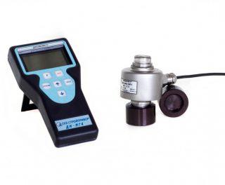 Датчик электронного динамометра сжатия ДМС-50/Т-1МГ4 для поверки испытательных прессов ПГМ-50МГ4