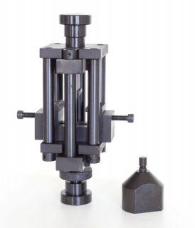 Приспособление ИМС-300 для испытания металла и сварных соединений на изгиб, смятие и сжатие