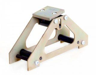 Приспособление ИББ-01 для испытания на изгиб для гипсовых и цементных балок