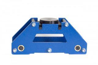 Приспособление ИББ-04 для испытания бетонных образцов 100×100×400 мм на  растяжение при изгибе по ГОСТ 10180