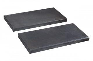 Комплект плит ПШ-1500, ПШ-2000 для испытания шлакоблока на сжатие  по ГОСТ 8462