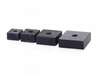 Пластины 30×30 мм, 40×40 мм, 50×50 мм для приборов ПСО-ХМГ4С