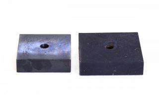 Пластины 60×60 мм, 70×70 мм для приборов ПСО-ХМГ4С