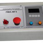 Прибор уплотнения асфальтобетона по схеме Маршалла ПМА-МГ4