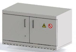 Шкаф-тумба безопасности LOIP SC-110/2
