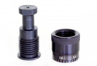 Тяга с микрометрической гайкой для ПОС-100МГ4.У